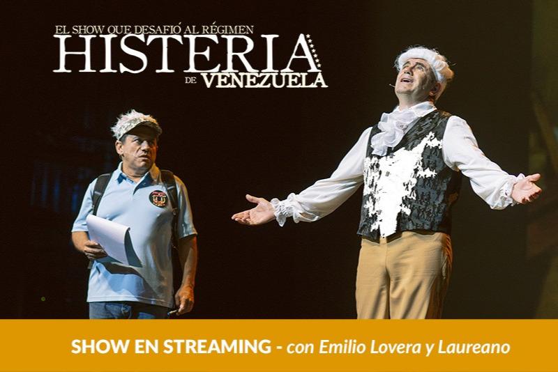 Histeria de Venezuela