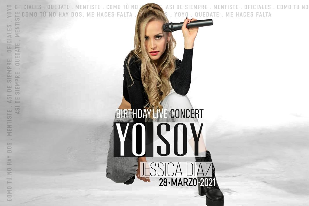 Yo Soy… Jessica Díaz