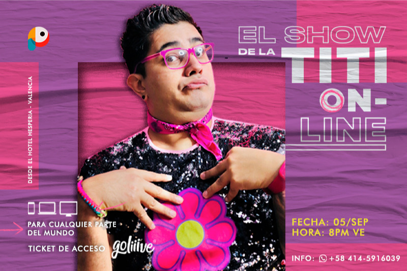 El Show Online de La Titi