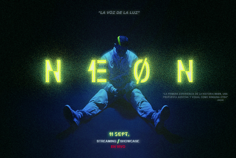 NEØN. - live streaming showcase