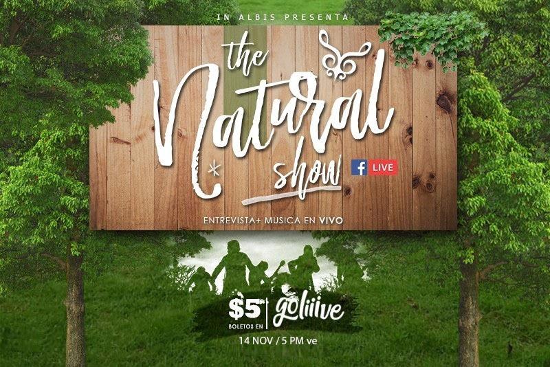 The Natural Show Nueva fecha
