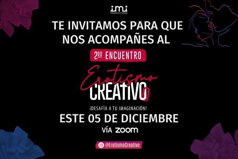 2do ENCUENTRO INTERNACIONAL DE EROTISMO CREATIVO