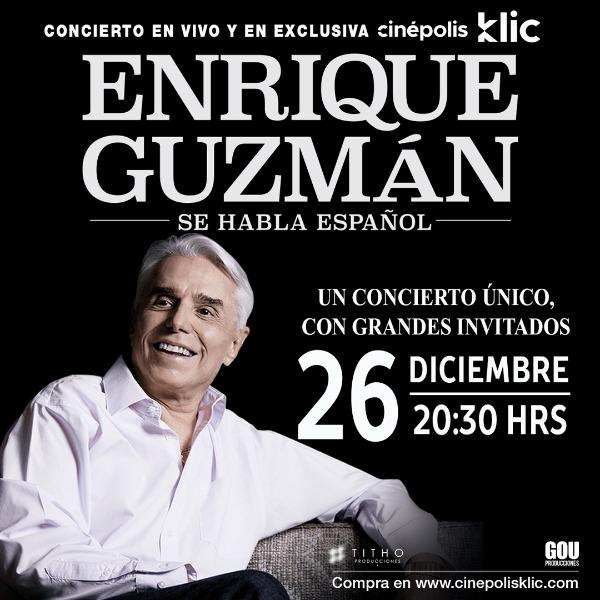 Enrique Guzman - Se Habla Español Dic2020