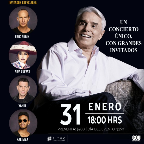Enrique Guzman - Se Habla Español