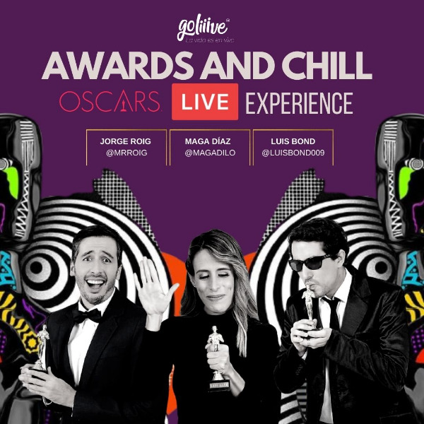 OSCAR LIVE Experience Awards and Chill