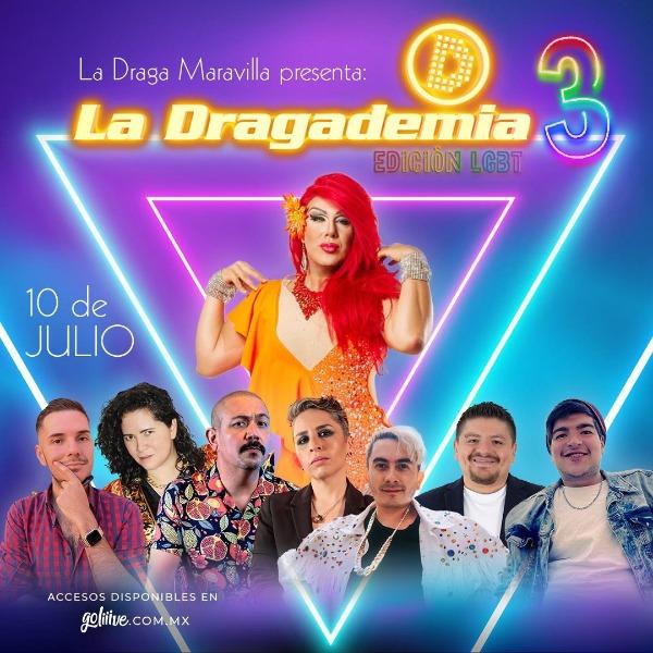 La Dragademia 3