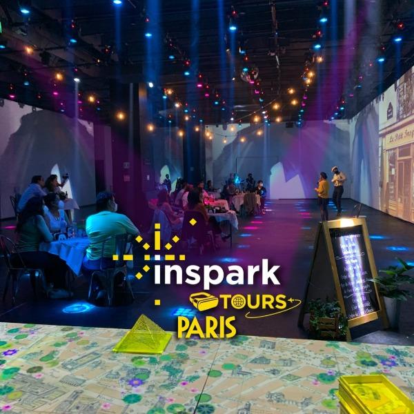 Inspark Tours - París