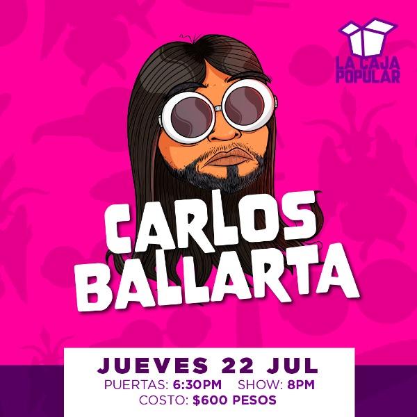 Carlos Ballarta - Jueves