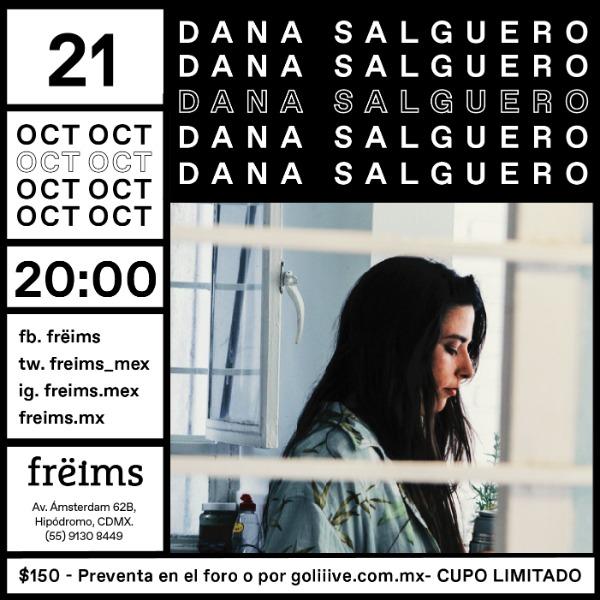Dana Salguero en Frëims