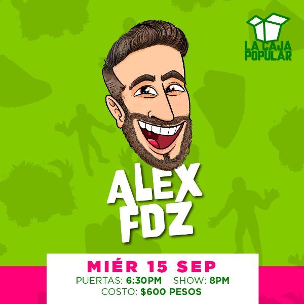 Alex Fdz 15 Sept