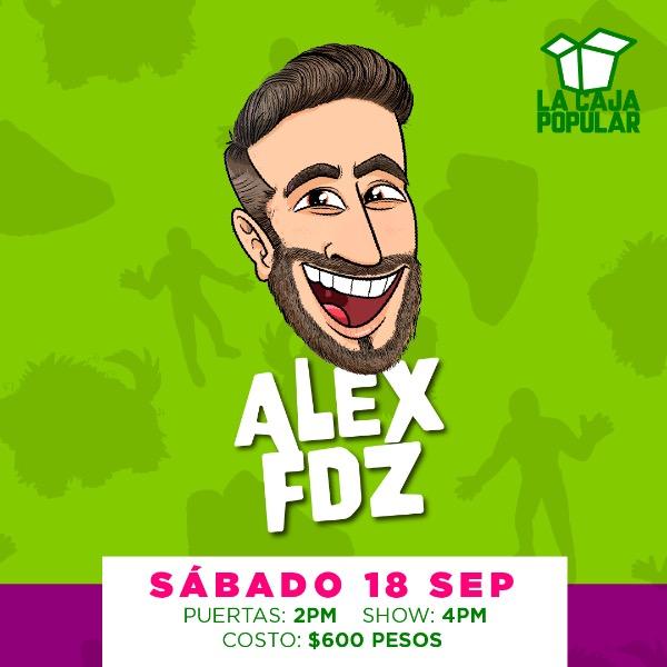 Alex Fernández SAB 4pm