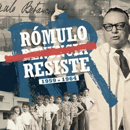 RR Rómulo Resiste
