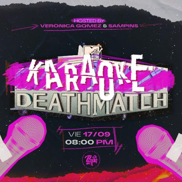 Karaoke Deathmatch