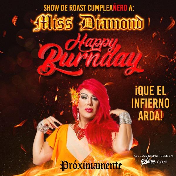 Miss Diamond - Happy Birthday