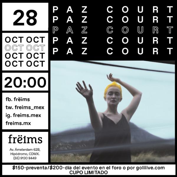 Paz Court en Frëims