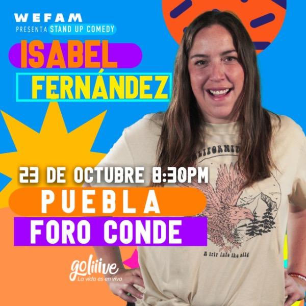 Isabel Fernández en Foro Conde