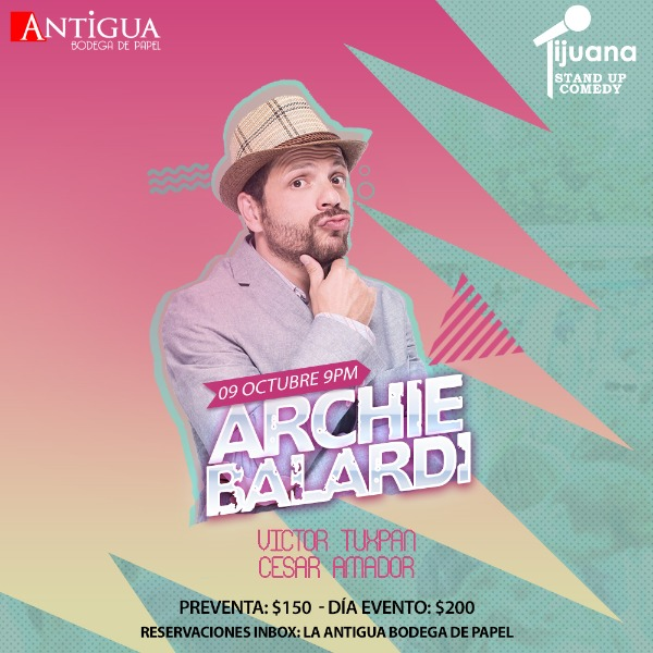 Archie Balardi Tijuana