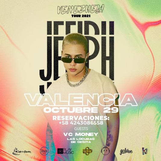 Party on the Flight con Jeeiph en Valencia
