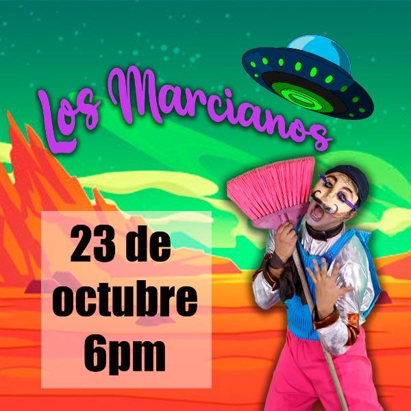 Los Marcianos