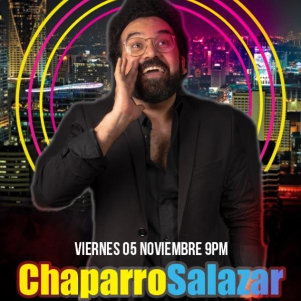 Chaparro Salazar Stand Up Comedy