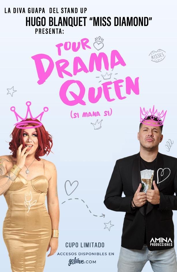 Tour Drama Queen (Si Mana Si) GDL