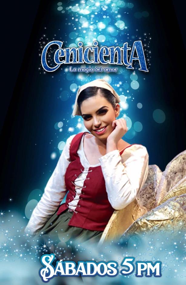 """Cenicienta """" La Magia del Amor """""""