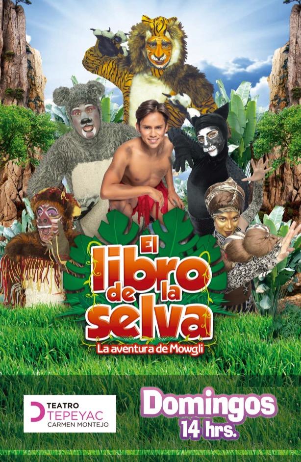 El Libro de La Selva, La Aventura de Mowgli