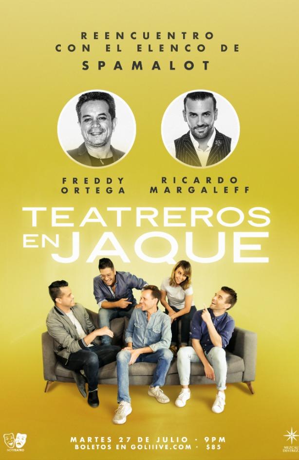 Teatreros en Jaque 6ta Temporada