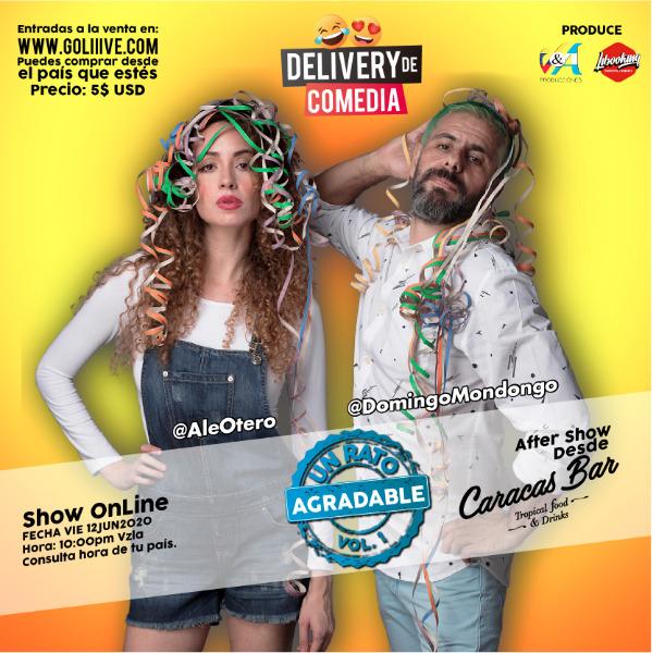 Delivery de Comedia
