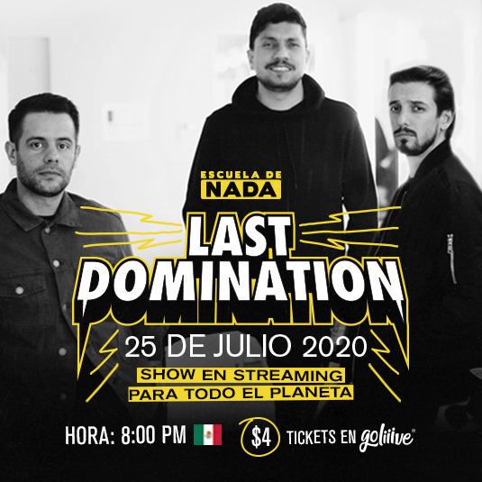 Escuela de Nada: Last Domination - Horario América
