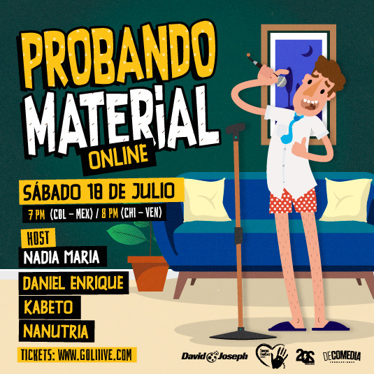 Probando Material ONLINE 18 jul PAGO BOLÍVARES