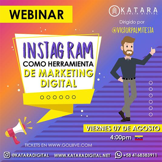 Instagram como herramienta de marketing digital