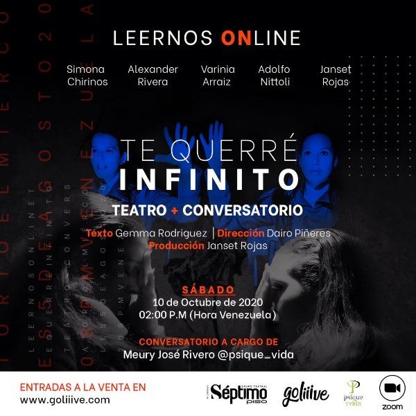 Leernos Online: Te querré infinito
