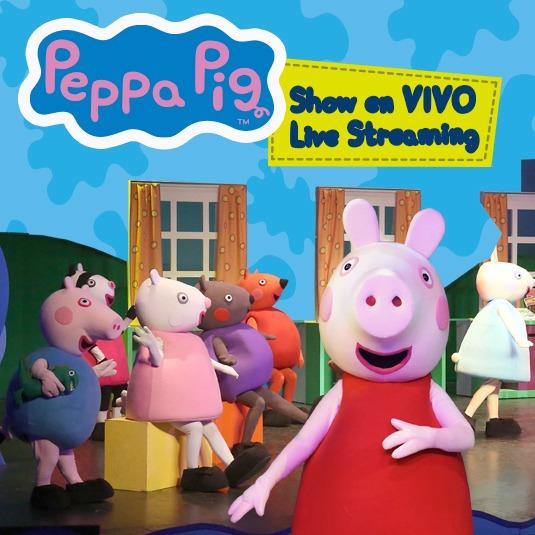 Peppa Pig 10am