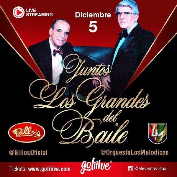 """""""Juntos los Grandes del Baile, en Navidad"""